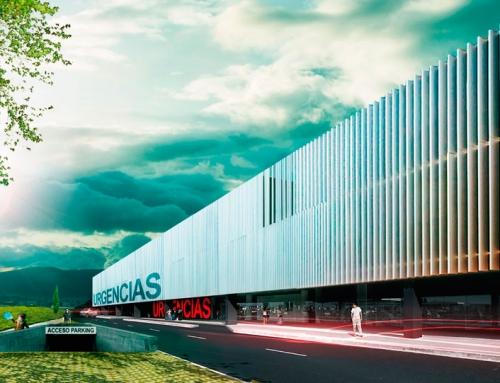 Nuevo Hospital de Cabueñes