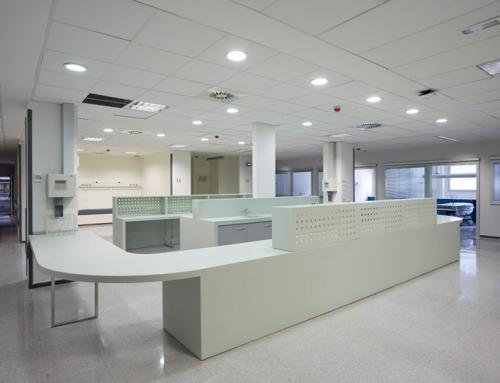 Interiorismo Hospital de Mieres (HVAB)