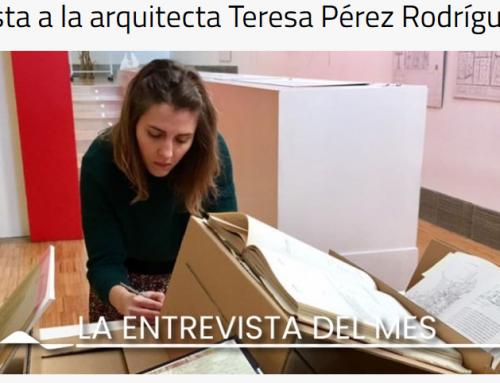 Entrevista a Teresa Pérez Rodriguez